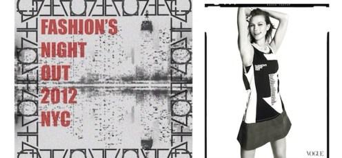 VOGUE FASHION NIGHT OUT 2012 NY on FashionDailyMag