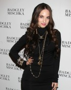 Badgley Mischka During Mercedes-Benz NY Fashion Week Spring/Summer 2013 Backstage/Front Row