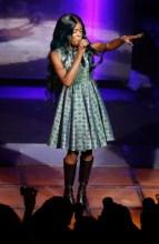 Azealia Banks performs ADR paradis latin pfw on FashionDailyMag