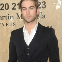 CHASE CRAWFORD attends MMM x HM at 5 BEEKMAN