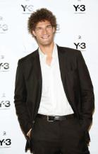 PRO BASKETBALL PLAYER brook lopez at Y-3 on FashionDailyMag