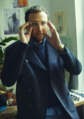 ToddSelby interview MrPorter on FashionDailyMag