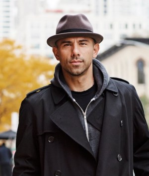 BILLY DEC | BURBERRY TRENCH | AOTT chicago on FashionDailyMag