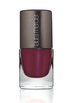 LAURA MERCIER nail lacquer moderne red | FashionDailyMag