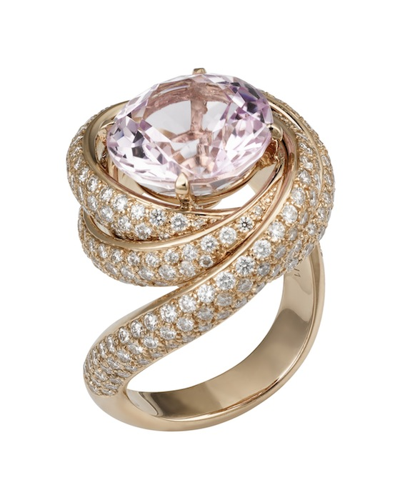 CARTIER TRINITY color PINK GOLD | holiday FASHIONDAILYMAG