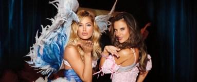 doutzen and alessandra vs calendar girls | fashiondailymag