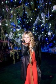 grace potter at tree lighting bryant park