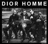 DIOR HOMME by bruce weber