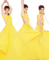 ANNE HATHAWAY | 1 BILLION RISING GL| FashionDailyMag sel 2