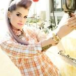 KellyOsbourne talks glamour