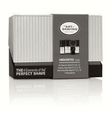 art of shaving TAOS Mid-Size Unscented Kit