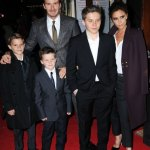 beckham family in london dec 11 | FashionDailyMag