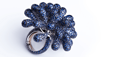 cantamessa blue ring | FashionDailyMag