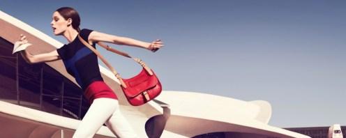 coco rocha longchamp campaign by salim guawloos | fashiondailymag sel 2