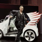 Smart forjeremy Showcar By Jeremy Scott - World Premiere