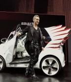 Smart forjeremy Showcar By Jeremy Scott - World Premiere