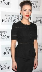 Scarlett Johansson wearing Dolce Gabbana | FashionDailyMag