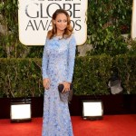 nicole ritchie at golden globes