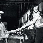 justin gaston and zooey deschanel by ellen von Unwerth | Gl | Fdm