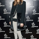 Olivia Palermo Moncler Grenoble Fall 2013 Presentation