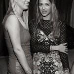nicky hilton with charlotte ronson | CR fall 2013 | FashionDailyMag