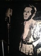 Frank Sinatra Hollywoodgraffiti by Greg Auerbach