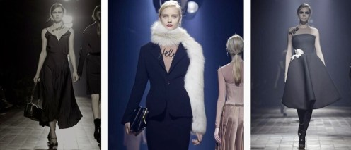 Lanvin fall 2013 PFW FashionDailyMag feature