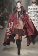 Vivienne Westwood Fall Winter 2013 fashiondailymag look 17