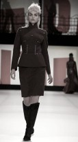 daphne groeneveld Jean Paul Gaultier fall 2013 FashionDailyMag sel 13