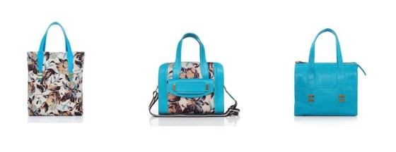 ALEXANDRA SATINE convertible bags ss13 3 FashionDailyMag