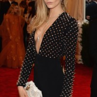CELEBS at the MET GALA celebrating Punk: Chaos to Couture