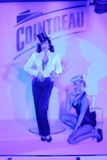 Dita Von Teese for Cointreau at Cannes Film Festival 2013