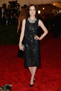 """michelle dockery """"PUNK: Chaos To Couture"""" Costume Institute Gala"""