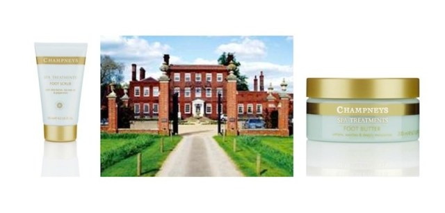 CHAMPNEYS foot care spa treatments | fashiondailymag