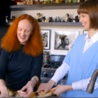 Elettra's Goodness with Grace Coddington