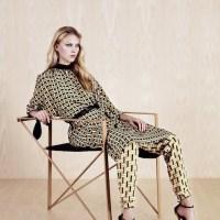 Fendi Resort 2014 Brings on the Powerful Prints