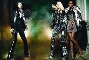 Roberto Cavalli FW13-14 Ad Campaign fashiondailymag selects 5