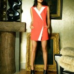 Roland Mouret Resort 2014 fashiondailymag selects 2