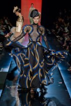 Gaultier haute couture fall 2013 FashionDailyMag sel highlights