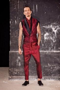 HAIDER ACKERMANN menswear spring 2014 fashiondailymag sel 15