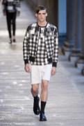 NEIL BARRETT menswear spring 2014 fashiondailymag sel 2