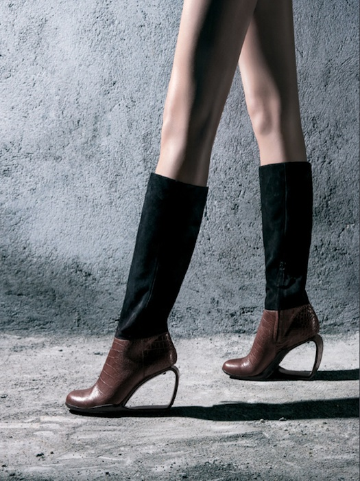 UNITED NUDE shoe haven for the girls - Fashion Daily Mag