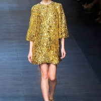Dolce Gabbana Spring 2014 MFW