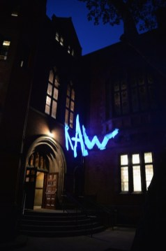 G-Star RAW Celebrates 'The Art Of RAW' Campaign At NYFW