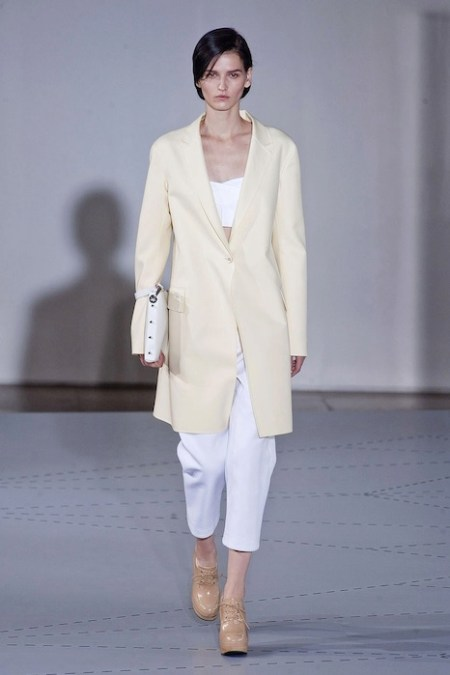 JIL SANDER Spring 2014 fashiondailymag sel 20