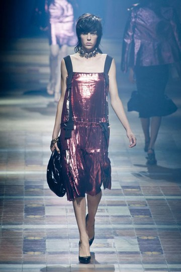 edie campbell Lanvin spring 2014 FashionDailyMag sel 2