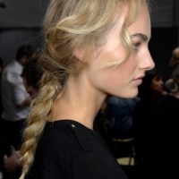 BACKSTAGE beauty: Hair Trends Milan Fashion Week