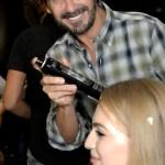 REDKEN GUIDO Versace hair Spring 2014 fashiondailymag sel 21
