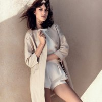 ALEXA CHUNG new face of LONGCHAMP campaign