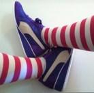 sarah freiseis wearing puma wedges | FashionDailyMag 3